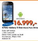 Mobilni Telefon S7562 Galaxy S Duo Pure White