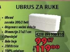 Papirni ubrus