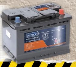 Akumulator ''Biloxxi'',12v, 62Ah, 640A