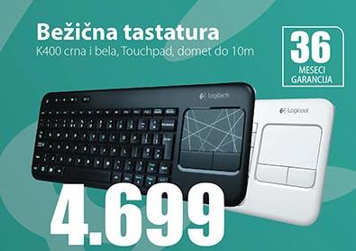 Bežična tastatura K110