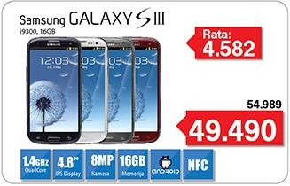 Mobilni telefon i9300 16GB Galaxy S III