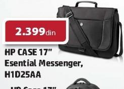 "Torba za laptop 17""Espential Messenger"
