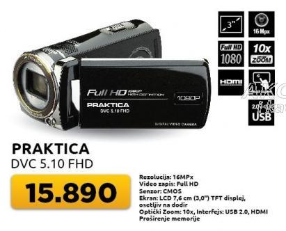 Digitalna kamera Dvc 5.10fhd