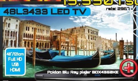 """Televizor LED 48"""" 48L3433"""