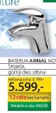 Baterija Armal Nova