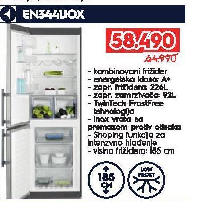 Frižider Kombinovani EN3441JOX