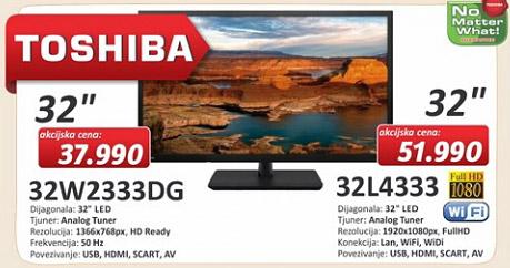 Televizor LED 32L4333
