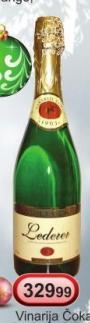 Penušavo vino Lederer
