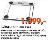 Telesna Vaga PW 3368