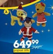 Noody božićna plišana igračka