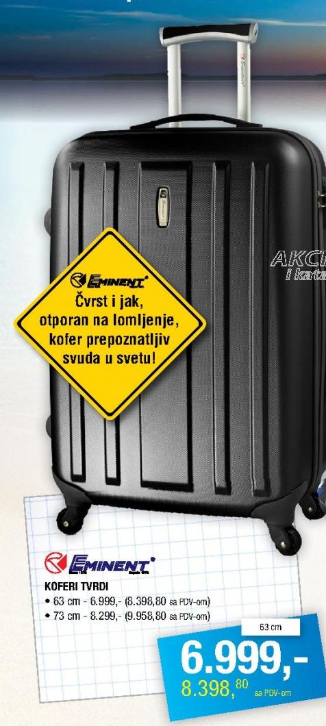 Kofer tvrdi 73cm