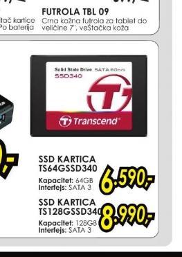 Disk TS128GSSD340