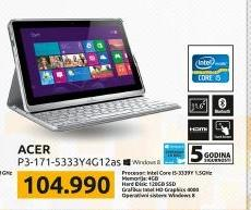 Laptop Aspire P3-171-5333Y4G12as - NOT05604