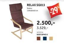 Fotelja Relax SG013