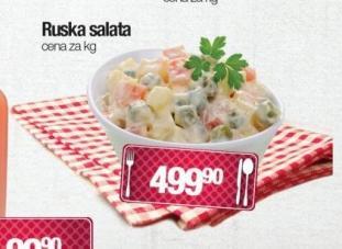 Salata ruska