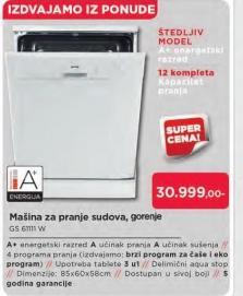 Mašina za pranje sudova