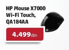 Miš X7000
