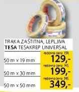 Traka zaštitna lepljiva TESAKREP UNIVERSAL