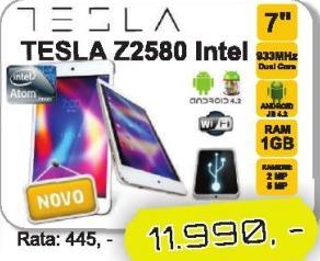 Tablet Z2580