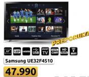 LED LCD UE32F4510