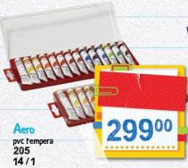 Aero pvc tempera 205 14/1
