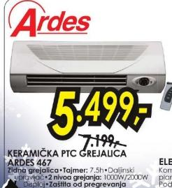 GREJALICA ARDES 467