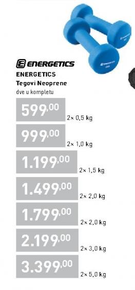 Tegovi Neoprene Energetics