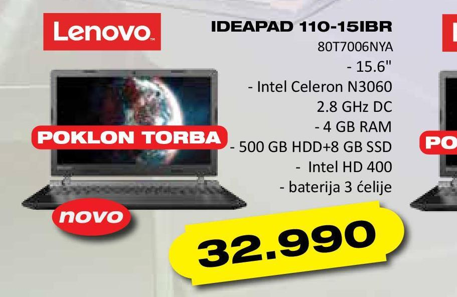Tablet IdeaPad 110 15