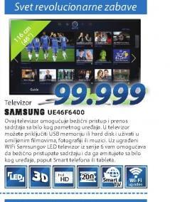 Televizor UE46F6400