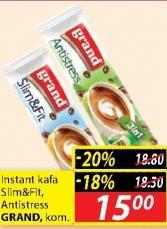 Kafa instant 3u1 antistress