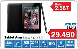 Tablet Nexus 7 2013