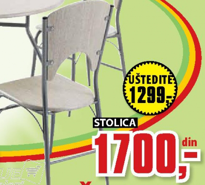 Trpezarijska stolica Mexico