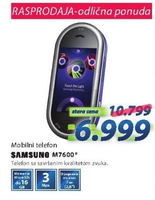 Mobilni telefon M7600