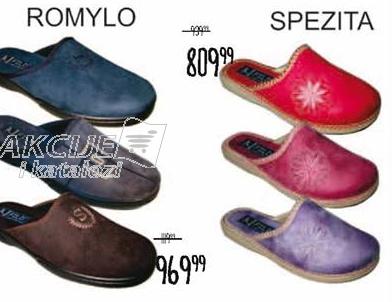 Papuče Romlylo