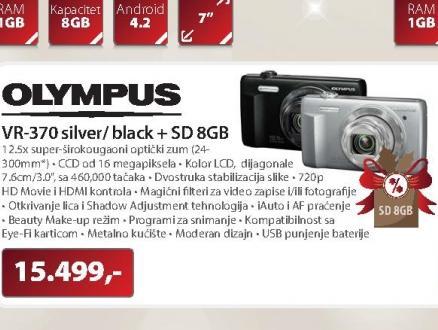 Digitalni foto-aparat VR-370