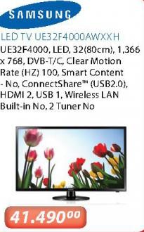 LED TV UE32F4000AWXXH