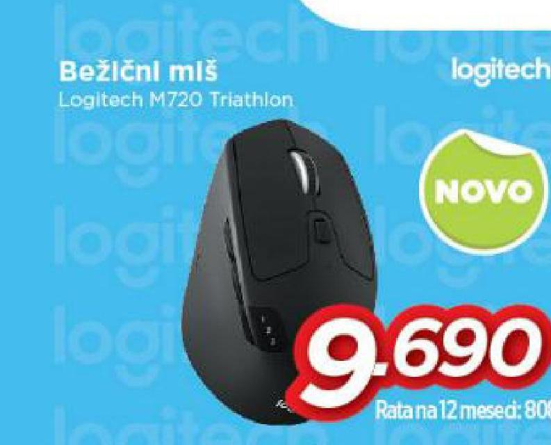 Bežični miš M720
