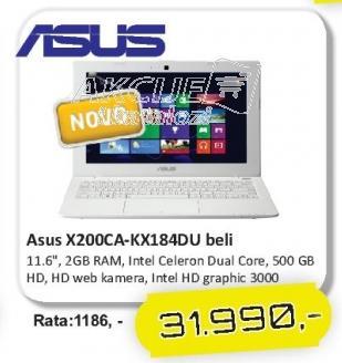 Laptop X200ca-Kx184du beli