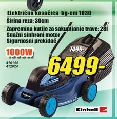Električna Kosačica BG-EM 1030