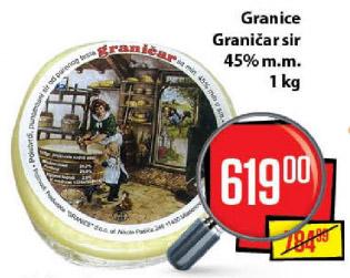 Graničar sir