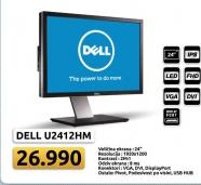 Monitor LED U2412HM