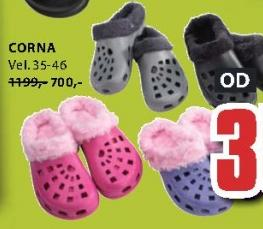 Papuče Corna
