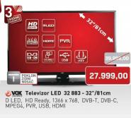 Televizor LED  32 883