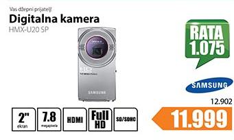 Digitalna kamera HMX-U20SP