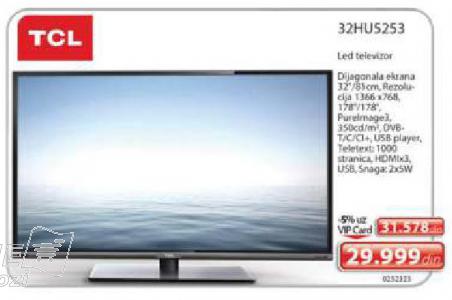 LED Televizor 32HUS253 TCL