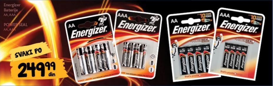 Baterije AAA