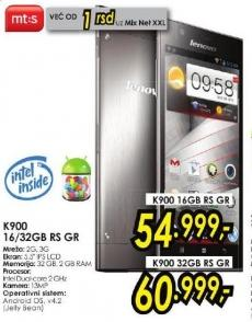 Mobilni telefon K900 16Gb Rs Gr