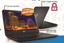 Laptop Inspirion 3521,Intel DC 1007U
