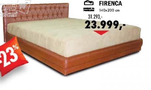 Krevet Firenca