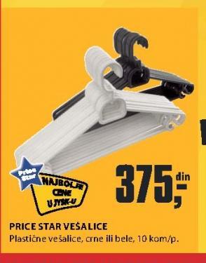 Vešalice Price star